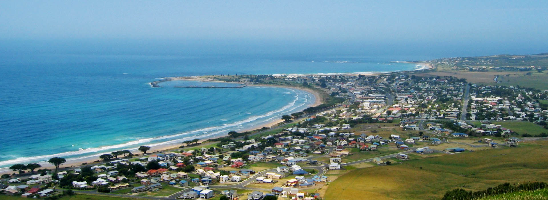 Apollo Bay is a great base to stay when exploring the Great Ocean Road region.